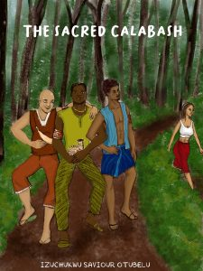 Book Cover: The Sacred Calabash