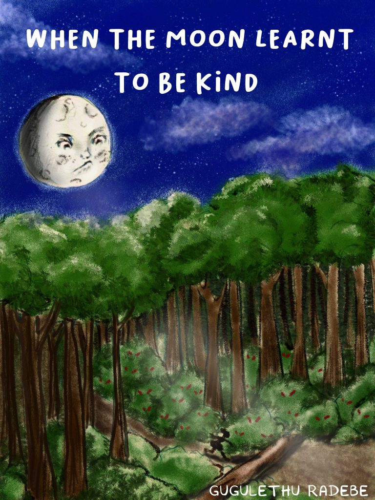 Book Cover: When the Moon Learnt to be Kind
