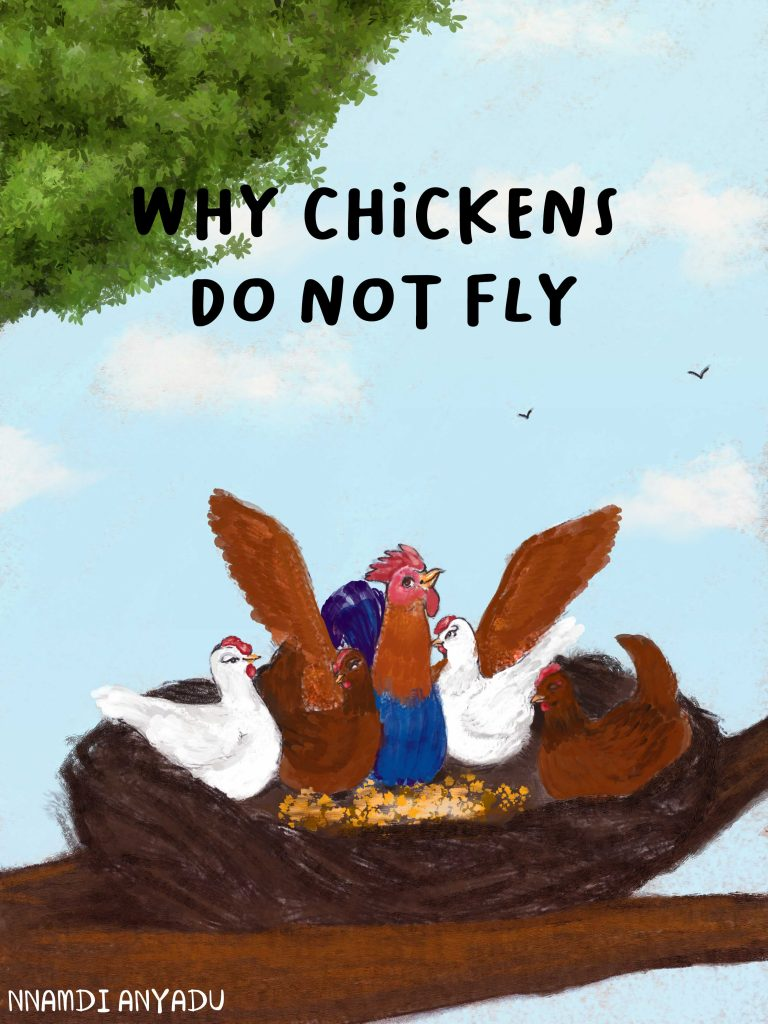 Book Cover: Why Chickens Do Not Fly
