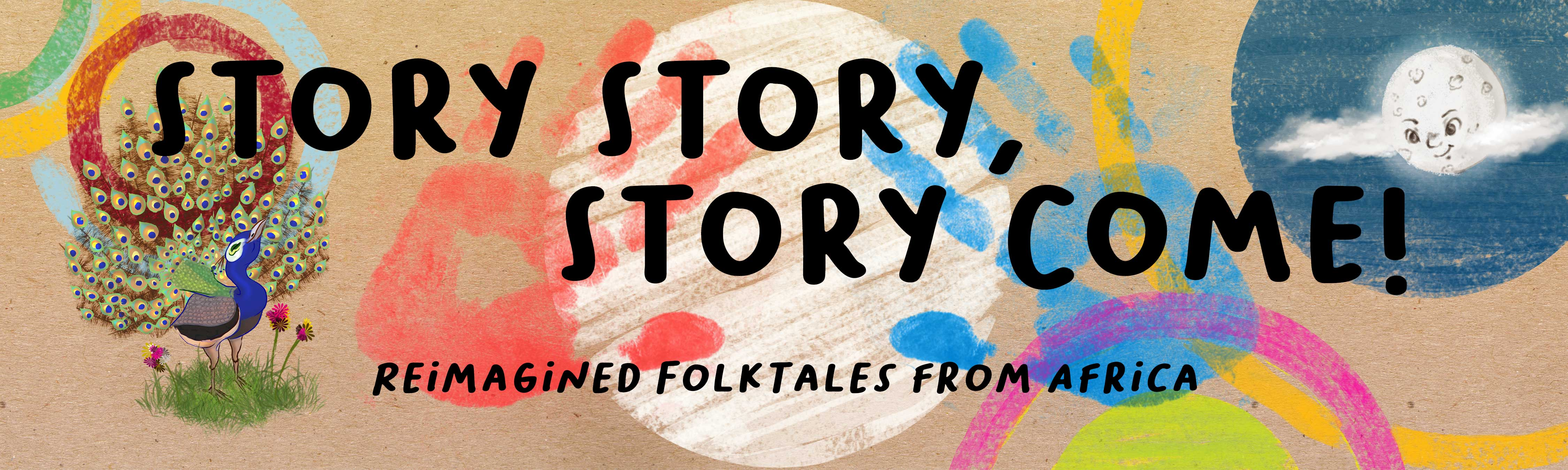 Re-Imagined! – Story Story, Story Come