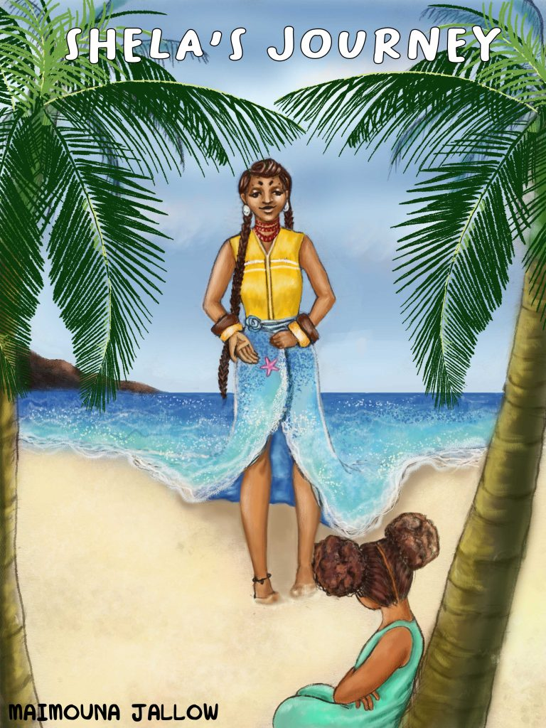 Book Cover: Shela's Journey