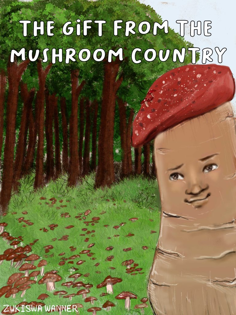 Book Cover: The Gift from The Mushroom Country