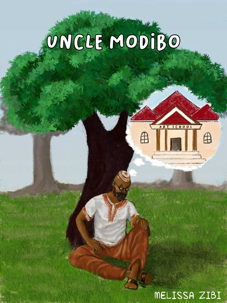 Book Cover: Uncle Modibo